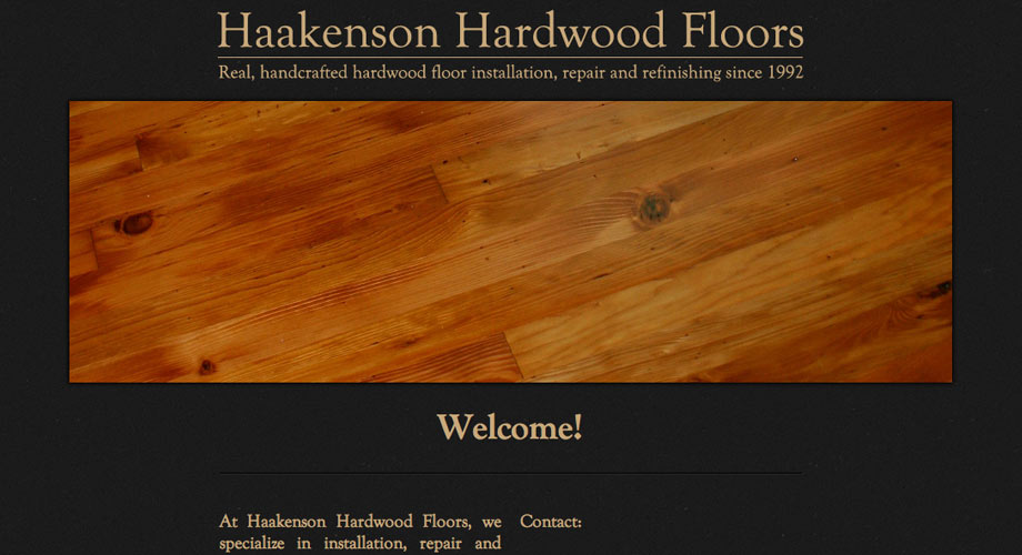 Haakenson Hardwood Floors