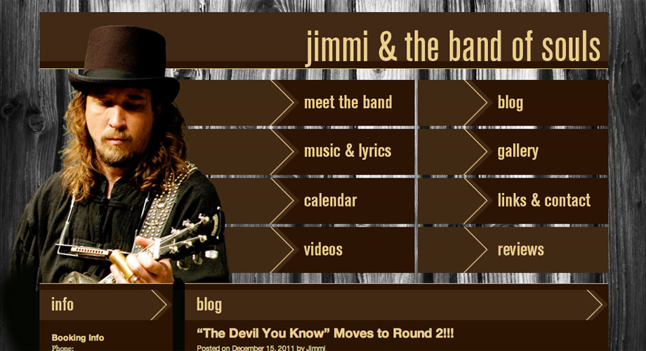 Jimmi and the Band of Souls